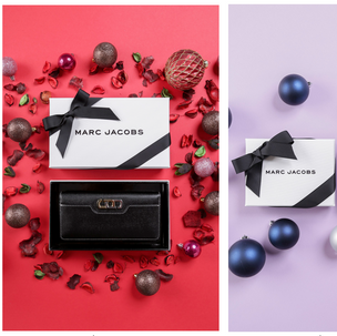Marc Jacobs for Chirstmas gift season AD in Japan