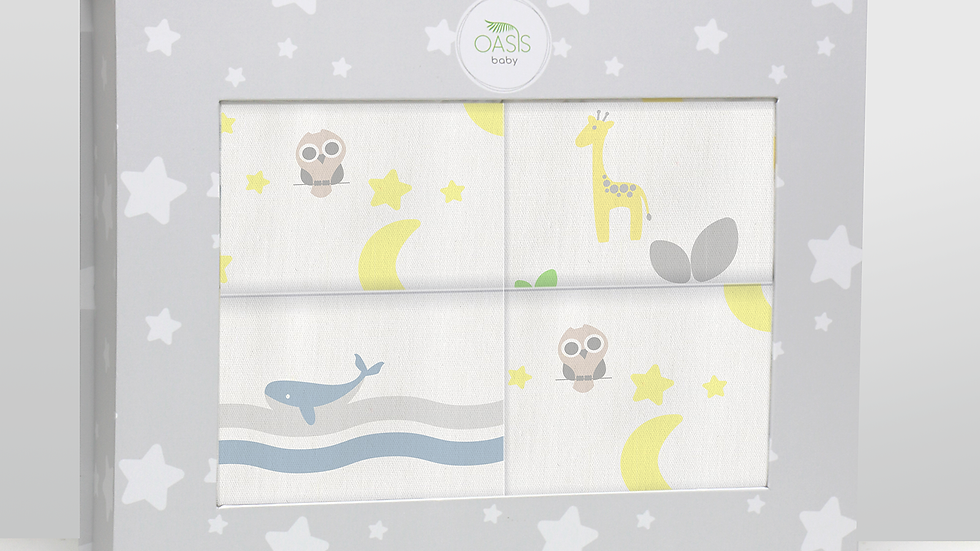 Bamboo/Muslin Baby Swaddles