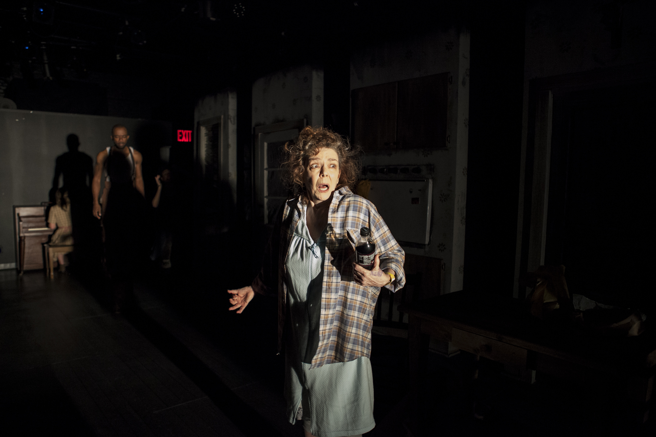 Terminus, at NYTW Next Door