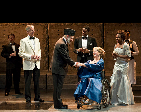 Blood and Gifts, La Jolla Playhouse