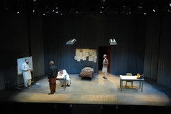 The Invisible Hand, Milwaukee Rep