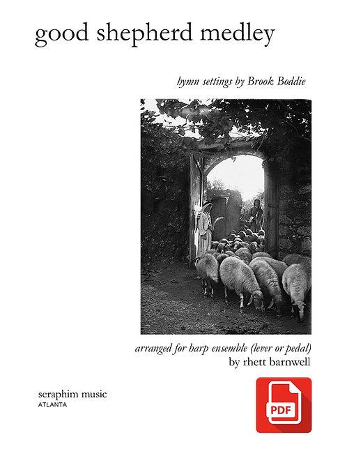 Good Shepherd Medley, Brook Boddie - PDF Download
