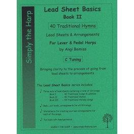 Favorite Hymns- Lead Sheet Basics, Bk. II - C