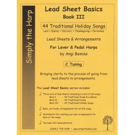 Holiday Collection - Lead Sheets Bk. III- C