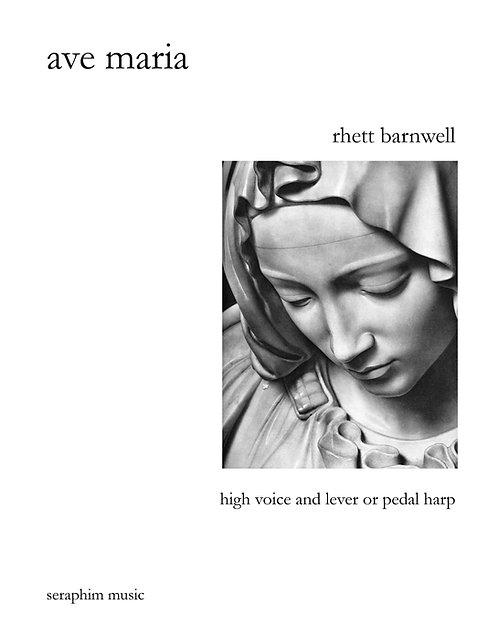 Ave Maria-Rhett Barnwell