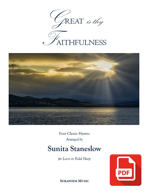 Great Is Thy Faithfulness-PDF Download