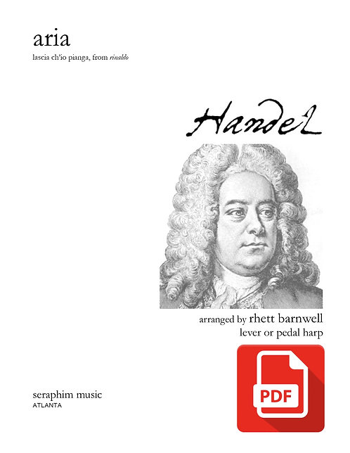Aria - Handel PDF Download