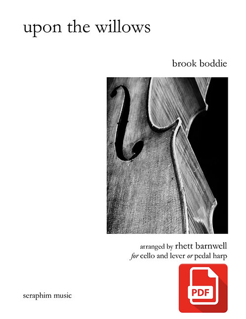 Upon the Willows (Harp and Cello) PDF Download
