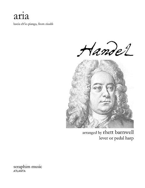 "Aria - ""Lascia ch'io pianga"" (Handel)"