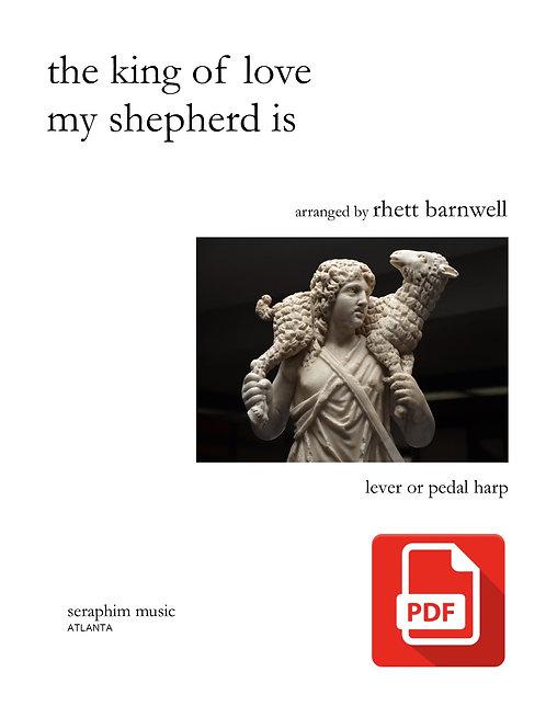The King of Love My Shepherd Is-PDF