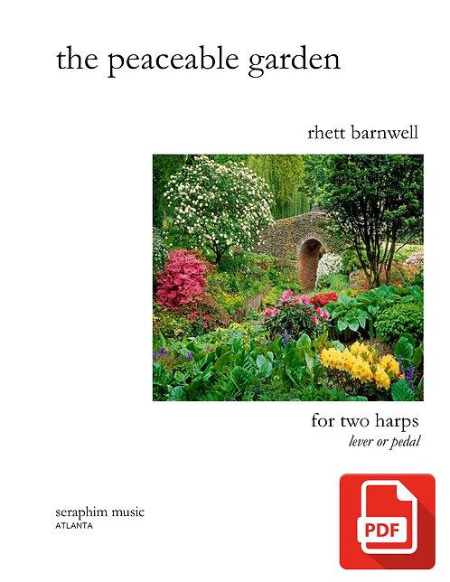 The Peaceable Garden-PDF