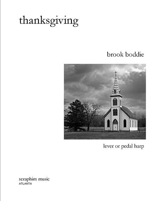 Thanksgiving (Brook Boddie)