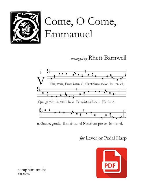 O Come, O Come, Emmanuel-PDF Download