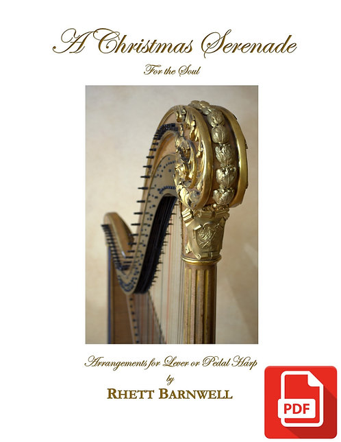 A Christmas Serenade-Instant PDF Download