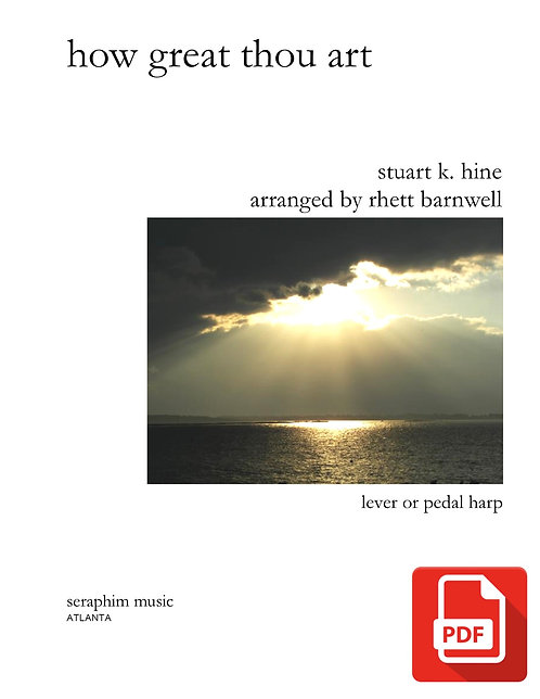 How Great Thou Art PDF Download