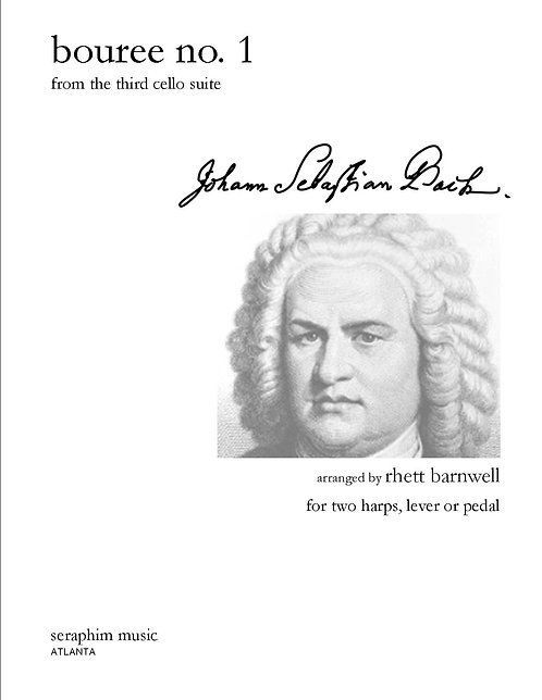 Bouree No .1 - J. S. Bach