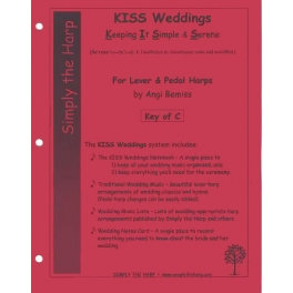KISS Weddings - Key of C