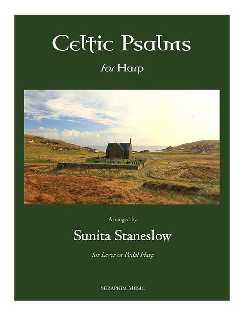 Celtic Psalms For Harp, arr. Sunita Staneslow