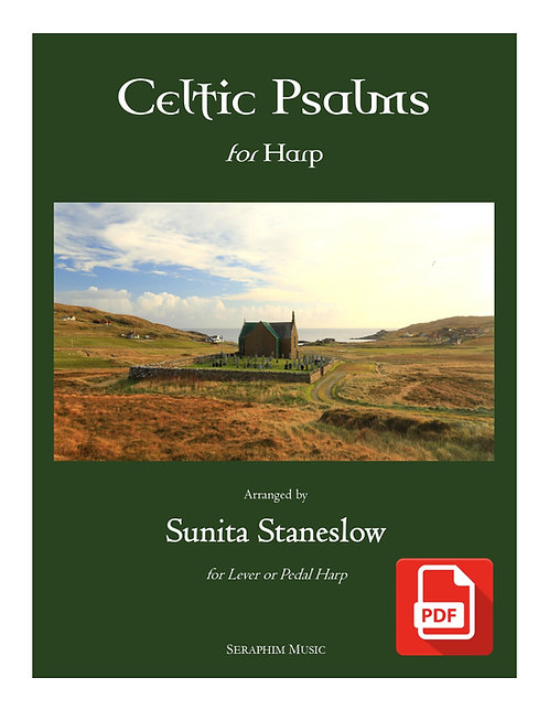 Celtic Psalms, arr. Sunita Staneslow, PDF Download