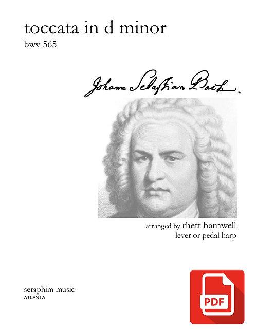 Toccata in D Minor-PDF Download