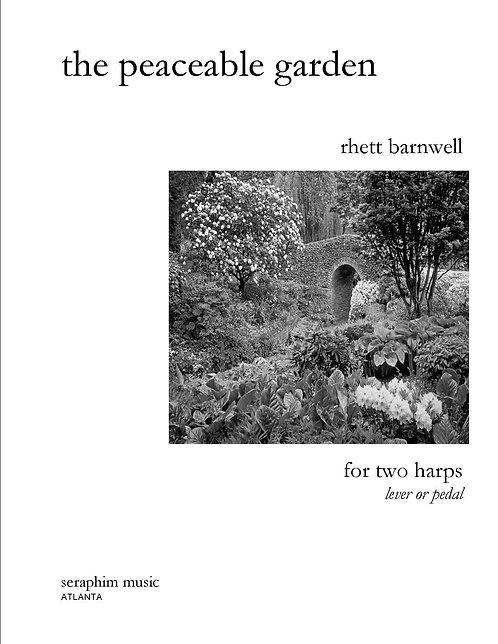 The Peaceable Garden - Harp Duet