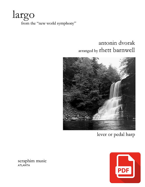 Largo (Dvorak) PDF Download