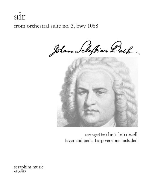 Air, from Suite No. 3- Bach