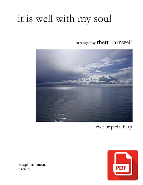 It Is Well With My Soul PDF Download