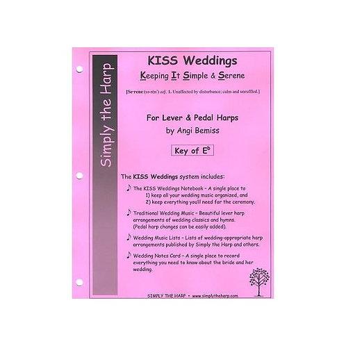 KISS Weddings - Key of E flat
