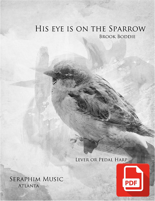 His Eye Is On the Sparrow PDF