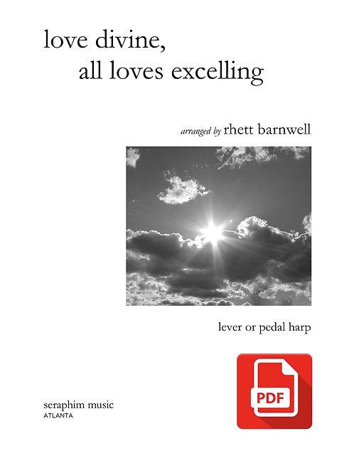 Love Divine, All Loves Excelling-PDF Download