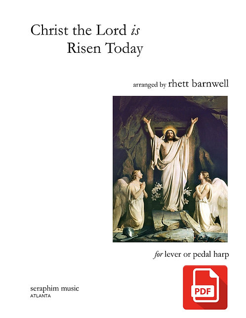Christ the Lord Is Risen Today - PDF Download