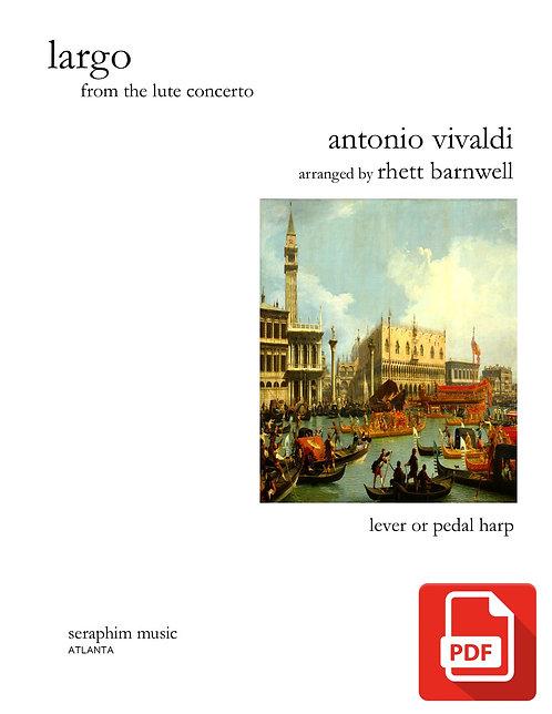 Largo (Vivaldi) PDF Download