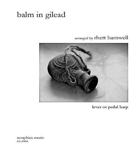Balm in Gilead-Cello and Harp