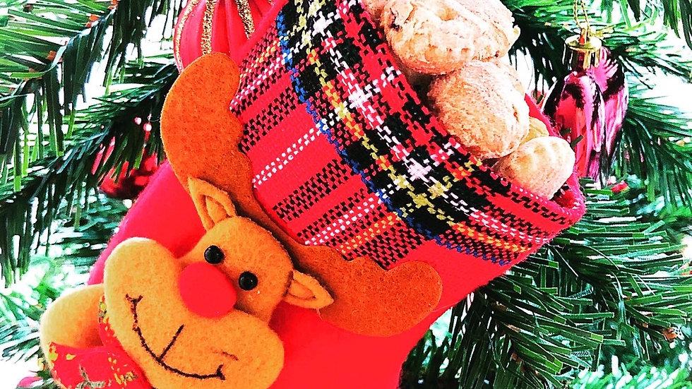 Christmas pet stockings