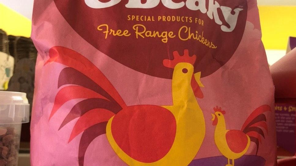 Chicken grit