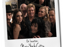 ON LOCATION WITH ELAINE HENDRIX