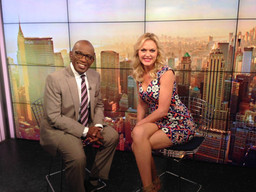 Elaine Hendrix Talks Pet Adoption on Wake Up With Al