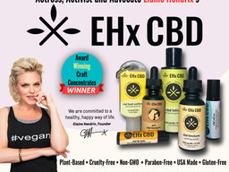EHx CBD Launches