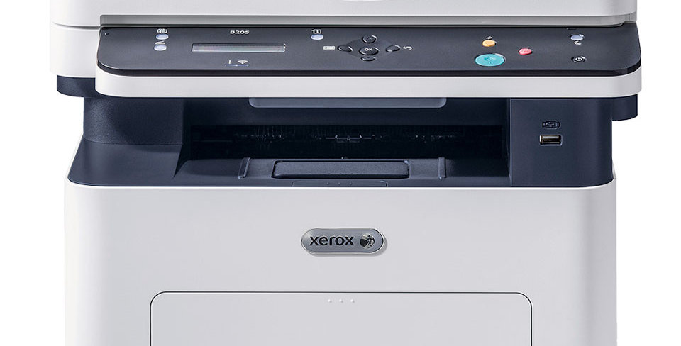 B205 Xerox Multi-function printer