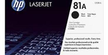 Hp 81A - Black
