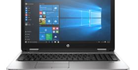 HP ProBook 650 G3 - Core i5 7200U / 2.5 GHz - Win 10 Pro 64-bit