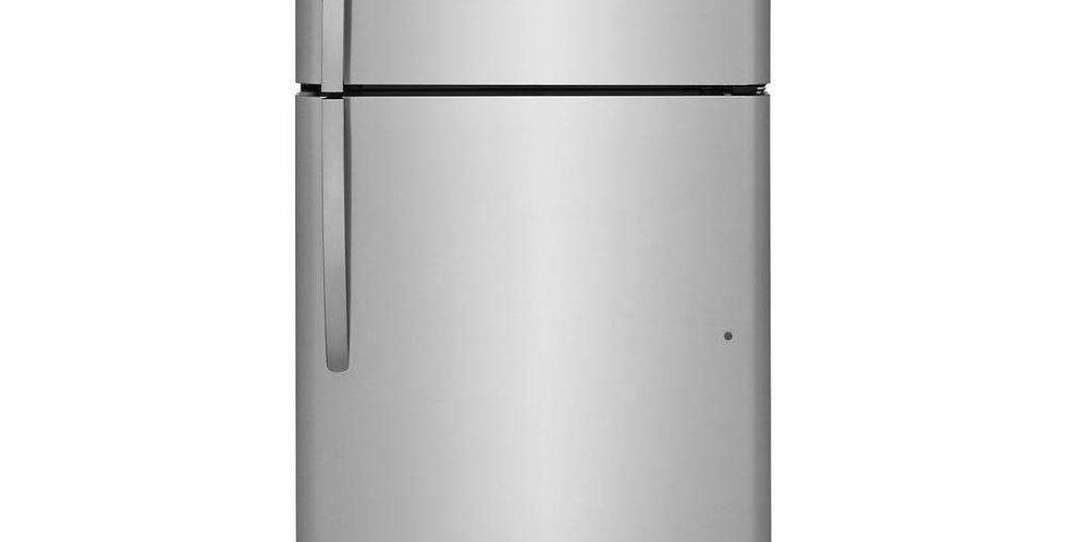 Frigidaire 20.4 cu. ft. Top Freezer Refridgeator Stainless Steel