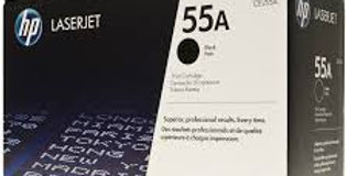 Hp 55A - Black
