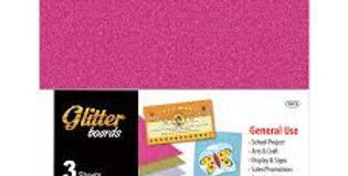 Glitter Poster Board