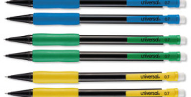 Universal soft grip mechanical pencil