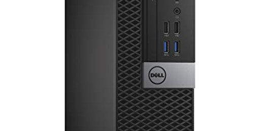Dell OptiPlex - Intel Core i3 I3-6100 - 4 GB