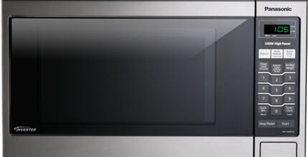 Panasonic 1.2 cb Inverter Microwave