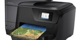 Officejet Pro 8710 All in one - Multifunction printer color