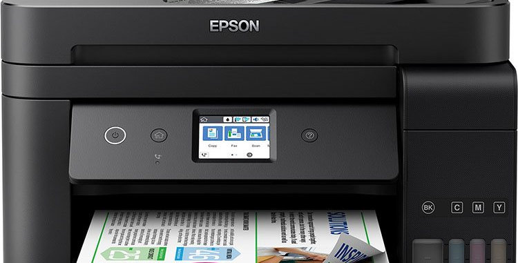 Epson inkjet multi-function printer
